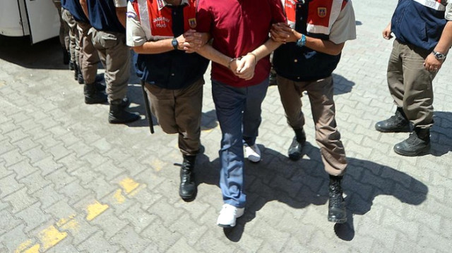 Konya'da Erzincan merkezli FETÖ/PDY operasyonu