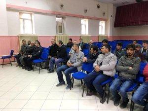 """Seydişehir'de """"Ağaç Kesme ve Boylama Operatörü"""" kursu"""