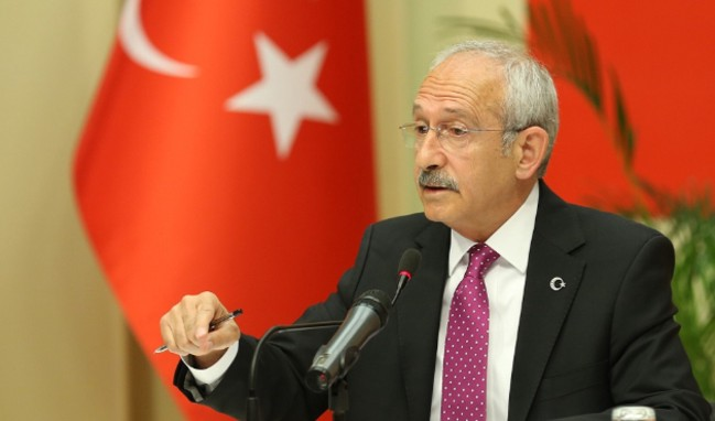 Kılıçdaroğlu: Arkadaşlarımız gittiler ve bir süre sonra geri dönecekle