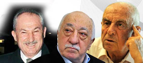 """İshak Alaton ve  Hüsamettin Özkan, Gülen'e """"Türkiye'de tedavi edilemez"""" raporu aldırtmış"""