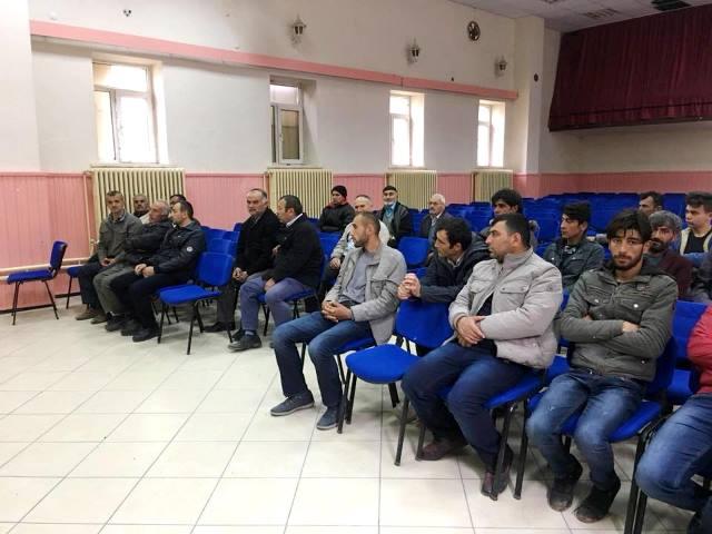 Seydişehir'de yeni kurs