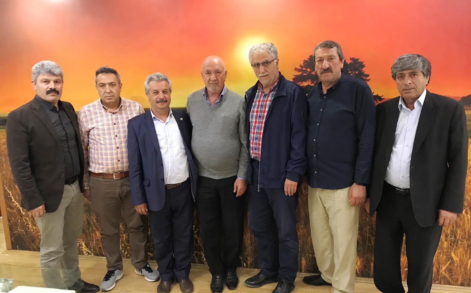 Konya, Tohum Yetiştiricileri Alt Birliği Yönetimine Talip