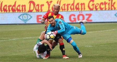 Bursaspor düşme tehlikesi yaşıyor