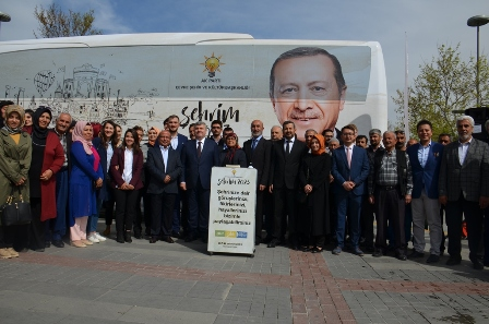 Şehrim 2023 Konya'nın  geleceğine yatırım