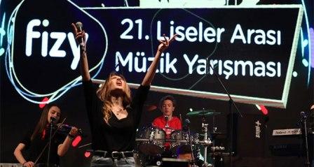 Liseler Arası Müzik Yarışması'nda eleme heyecanı devam ediyor