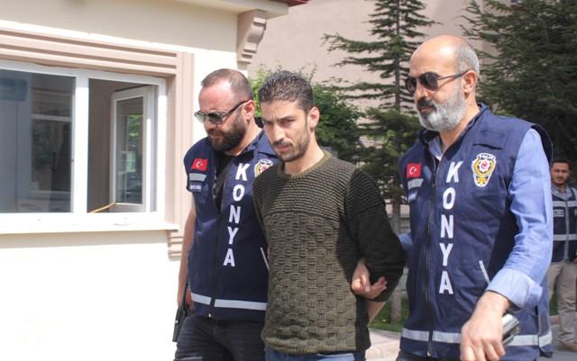 Katil enişte tutuklandı