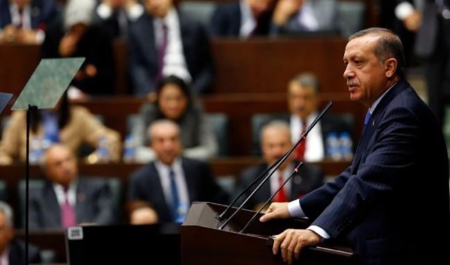 Erdoğan AK Parti grup toplantısında konuşuyor!