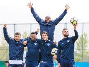 Kasımpaşa'da Konyaspor mesaisi