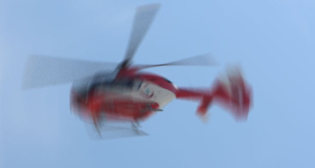 İran'da helikopter düştü: 2 ölü, 2 yaralı