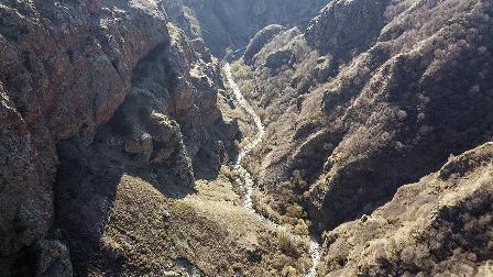 Türkiye'nin ilk kanyon haritasından dağcılara rota