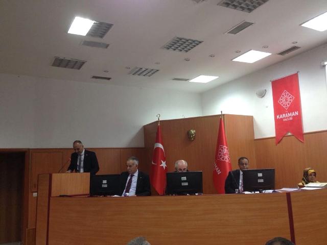 Karaman İl Koordinasyon Kurulu Toplantısı Gerçekleştirildi