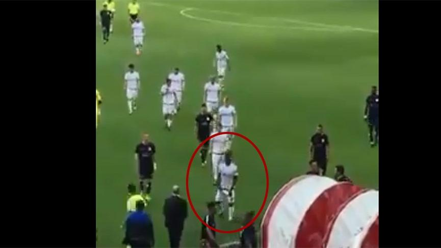 Eto'o'dan Konyaspor futbolcusuna yakışmayacak hareket! TFF işlem başlattı