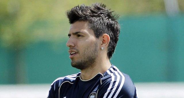 Sergio Agüero sezonu kapattı