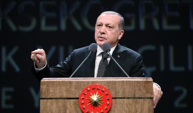 Erdoğan erken seçim kararını açıklıyor! CANLI