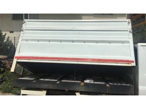 Kaçak sigaralar için elektrikli hidrolik sistem