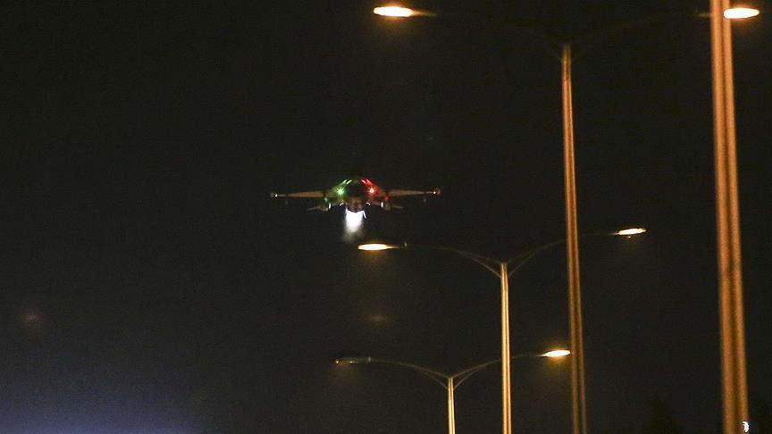 'O gece uçanların hepsi FETÖ'cüdür'