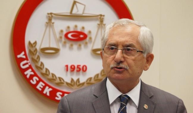 YSK Başkanı Güven'den erken seçim açıklaması...