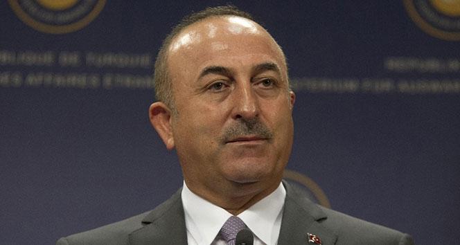 Bakan Çavuşoğlu, KKTC'ye gidecek