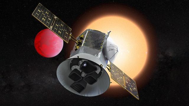 ASA öte gezegen keşif uydusunu uzaya yolladı
