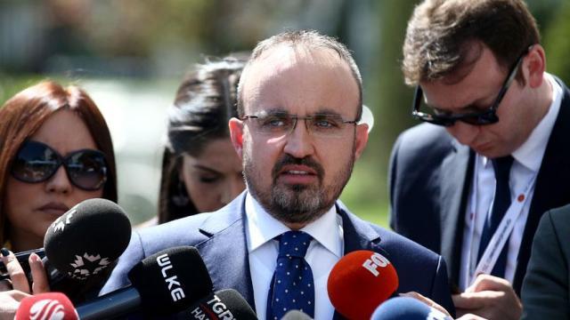 AK Parti Grup Başkanvekili Turan: Komisyonun bugün toplanmasını dahi talep edebiliriz
