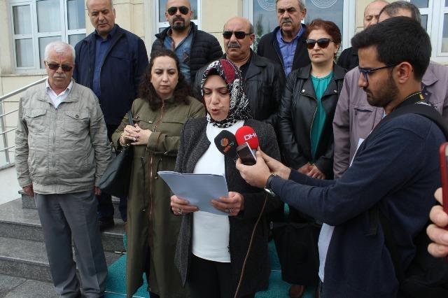 Güzide Çipan, Veli Karademir için suç duyurusunda bulundu