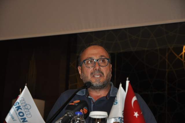 Askon ve Turkısh Busıness Platform' Dış Ticaret paneli