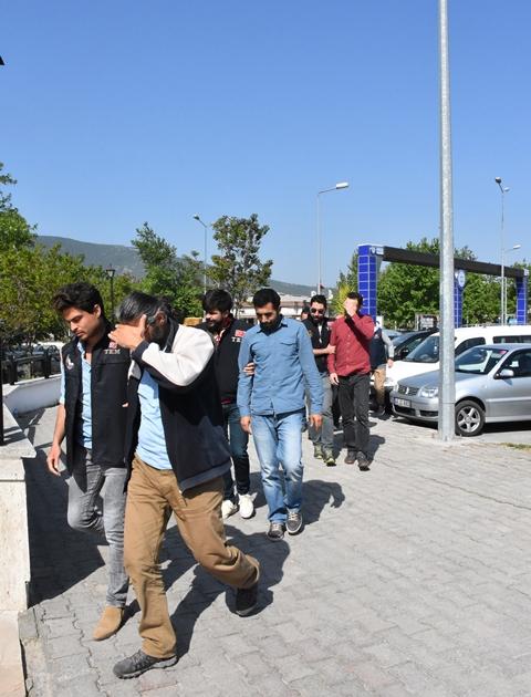 Konya'da Muğla merkezli FETÖ/PDY operasyonu
