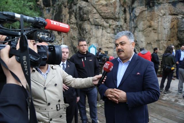 Konya Basını Ereğli'yi Ziyaret Etti