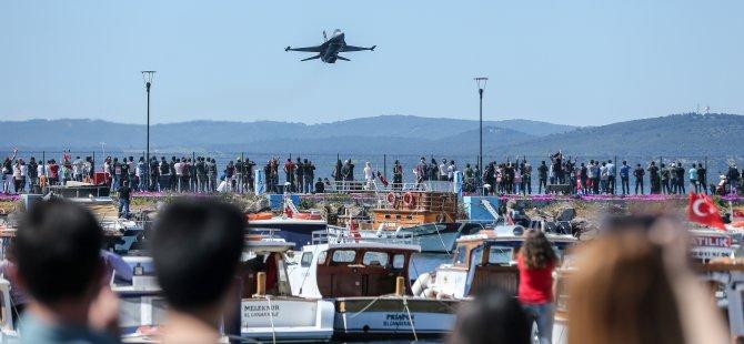 """""""Gösteri uçuşlarının iptal edildiği"""" iddiaları"""