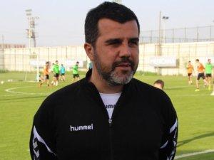 Mustafa Alper Avcı UEFA Pro Lisans 3. Etap kursunda
