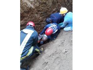 GÜNCELLEME - Denizli'de inşaatta göçük: 1 ölü