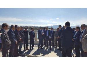 Beyşehir'e Prof. Dr. Veysel Eroğlu Botanik Parkı projesi