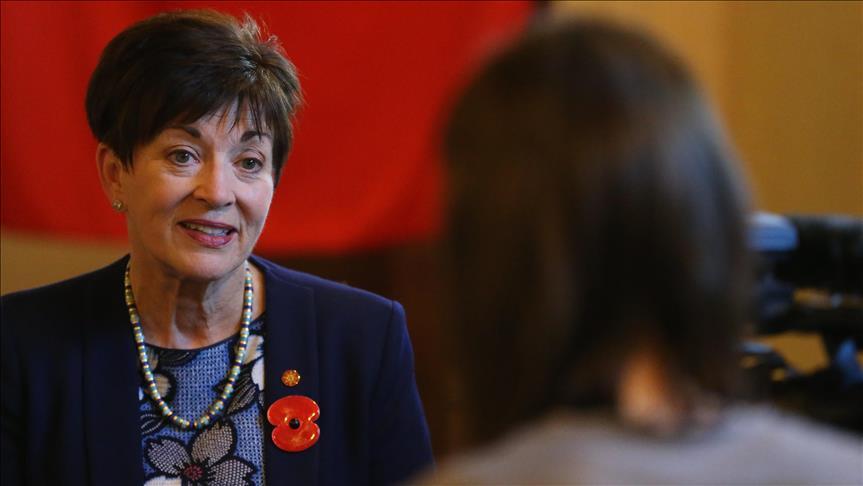 Yeni Zelanda Genel Valisi Patsy Reddy: Türklere derin bir saygı duyuyoruz