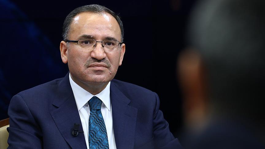 Başbakan Yardımcısı Bozdağ: Türk milletinin her bir ferdine yapılmış hakarettir