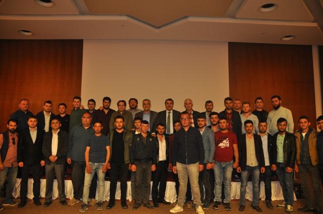 DSBY 'Genç Yetiştirci Platformu'nu tanıttı
