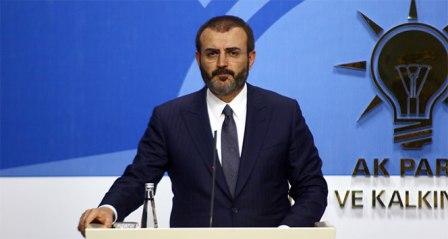 AK Parti Sözcüsü Ünal: Grup başkanvekilliği soytarılık yapma yeri değildir