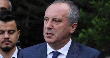 Muharrem İnce: İkisinin arasında kalsam Erdoğan'a oy veririm