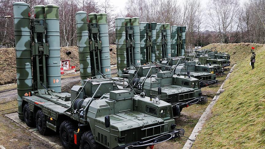 Rusya S-400'lerin üretimine başladı