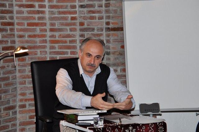 İhsan Fazlıoğlu NEÜ'de