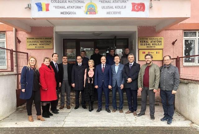 SEDEP uygulaması Romanya'da