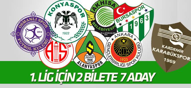 Süper Lig'de 2 düşme biletine 7 aday
