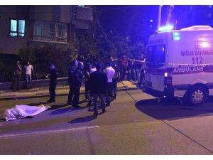 Başkentte minibüsün çarptığı yaya öldü