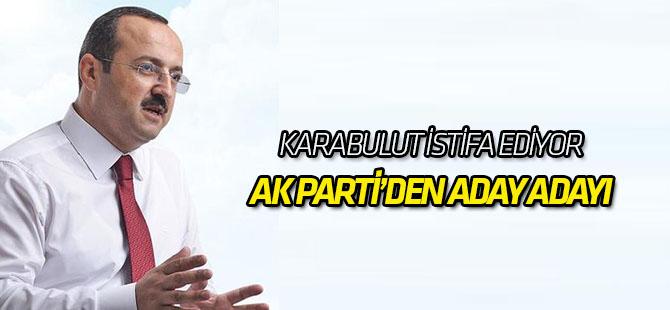 Ahmet Kağan Karabulut aday adayı oluyor