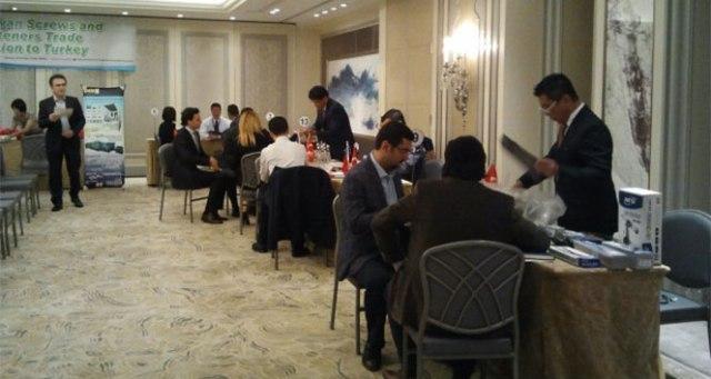 Tayvan firmaları ikili görüşmeler için İstanbul ve İzmir'de