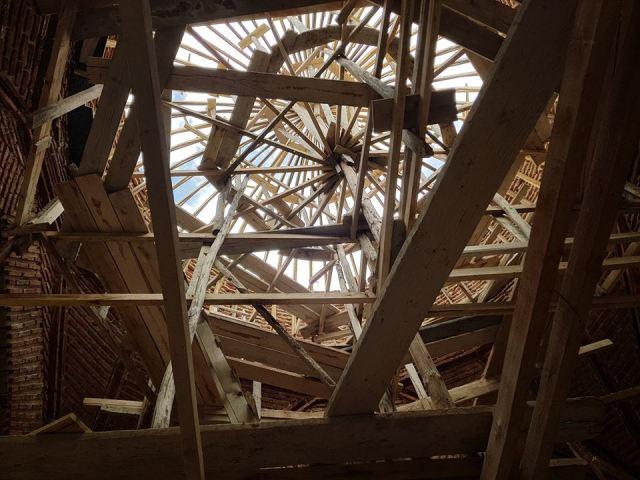 Ulu Cami restore ediliyor