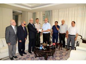KKTC'de Zeytin Dalı Harekatı'na destek