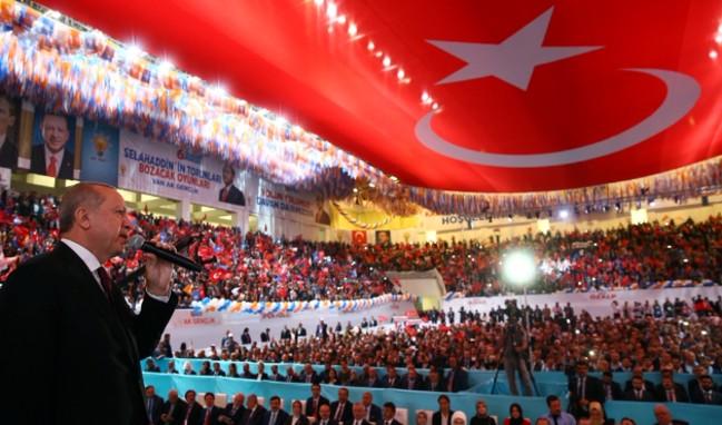 Erdoğan'ın adaylık dilekçesi hazırlandı...