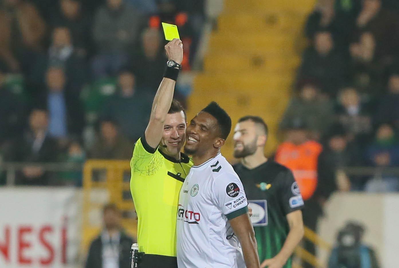 Konyaspor'un Ali Palabıyık'la bu sezon 3. maçı
