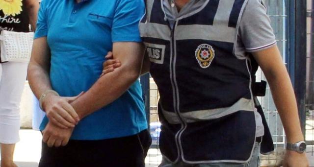 "FETÖ'nün Karaman ""polis mahrem imamı"" yakalandı"