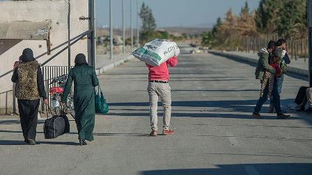 Suriyeliler terörden temizlenen bölgelere dönüyor